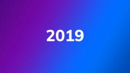 Photo dégradé de couleur 2019