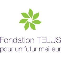 Logo de la Fondation Télus