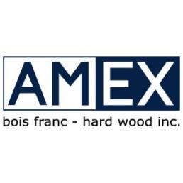 Logo d'Amex bois franc