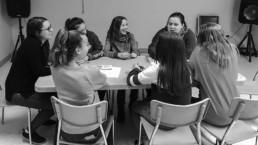 Photo des mentors 12-18
