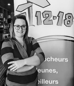 Photo Marie-Michèle Faucher, intervenante